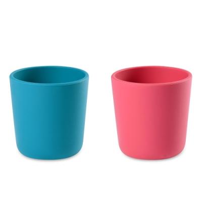 奇哥 BEABA 寶寶矽膠學習杯(2色選擇)