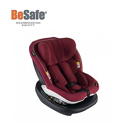 【BeSafe】iZi Modular模組化兒童汽車安全座椅(勃艮第紅)