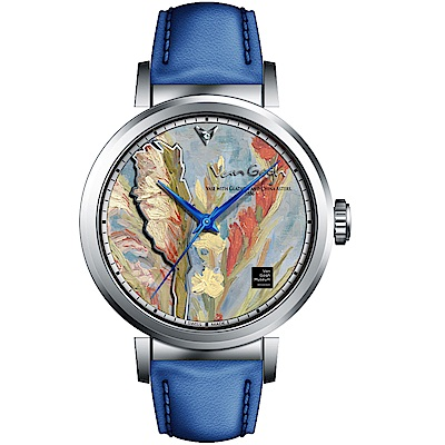 梵谷Van Gogh Swiss Watch梵谷經典名畫男錶(I-SLMV-13)