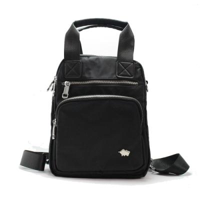 DRAKA 達卡 - 法蘭西系列-後背/斜背/手提包-黑