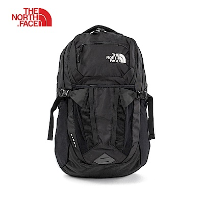 The North Face北面女款黑色舒適防護雙肩背包 3KV1JK3