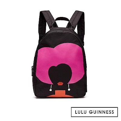 LULU GUINNESS HEART FACE 後背包