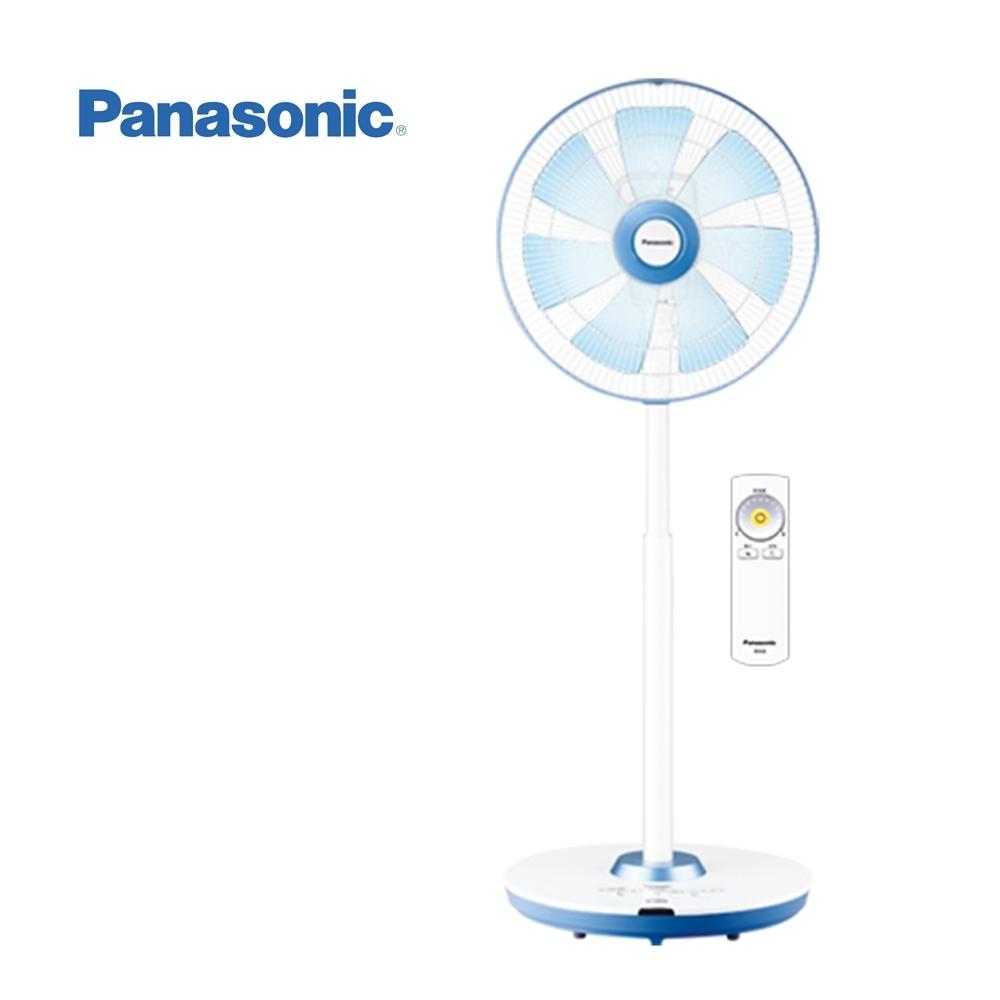Panasonic國際牌 14吋DC直流微電腦定時遙控立扇(F-L14GMD)