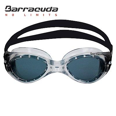 美國Barracuda成人專業訓練系列抗UV防霧泳鏡 TITANIUM#16420