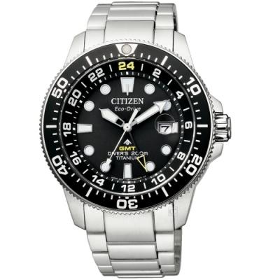 (無卡分期6期)CITIZEN星辰PROMASTER百搭潮流光動能手錶(BJ7110-89E)