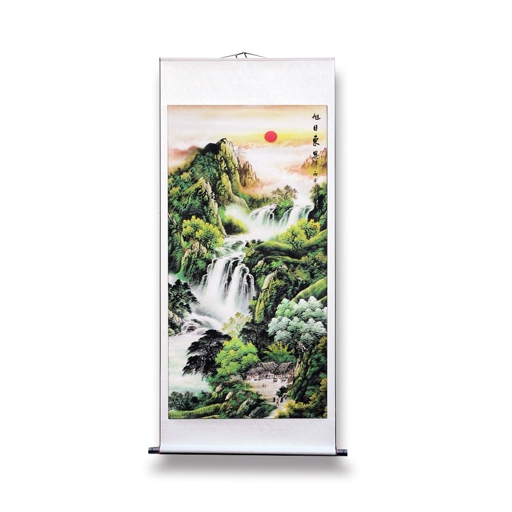 【閱翰坊】聚寶納福風水畫 - 鴻運當頭