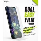 【Ringke】LG V50 [Dual Easy] 易安裝滿版螢幕保護貼【2入】