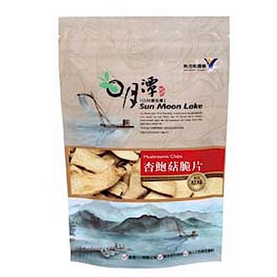 魚池鄉農會 杏鮑菇脆片-原味(90g)