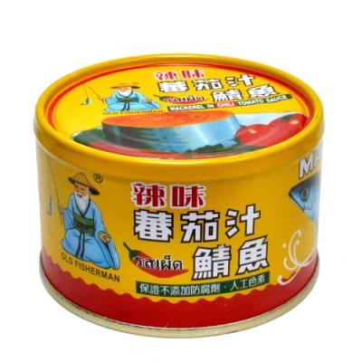 同榮 辣味蕃茄汁鯖魚  230gx3入