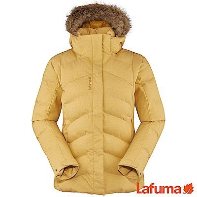 LAFUMA 女 HUDSON LOFT防水保暖外套 淺黃 LFV107968282