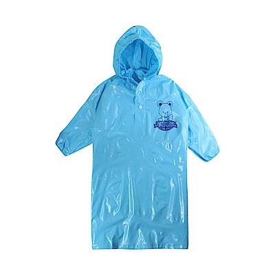 baby童衣 英國貝爾小熊圖案兒童雨衣 88066