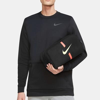 Nike Academy 手提袋 足球鞋袋-黑-DA2712010