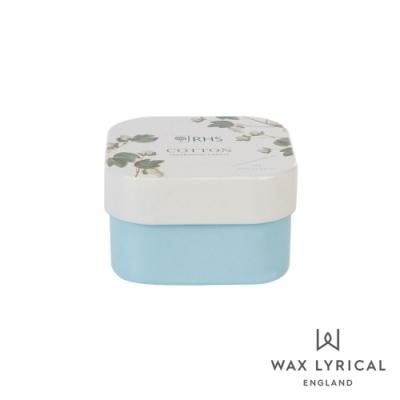 英國 Wax Lyrical 午後花園系列香氛蠟燭-棉花 Cotton 130g