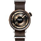 BOMBERG 炸彈錶 BB-01 紳士手錶-咖啡/43mm