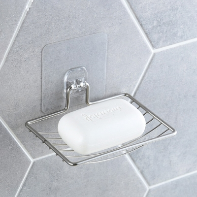【Cap】 魔術無痕瀝水肥皂架