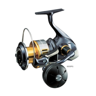 【SHIMANO】TWIN POWER SW 5000/6000系列 捲線器