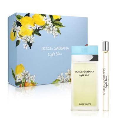 D&G Light Blue淺藍女性淡香水禮盒