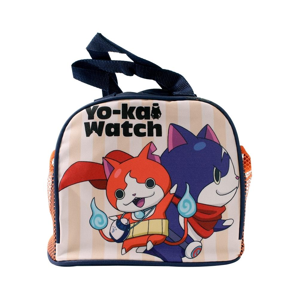 妖怪手錶授權正版便當袋 f0380 魔法Baby