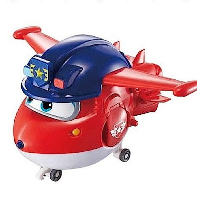 任選Super Wings變形巡邏員警隊杰特_AL37414超級飛俠 公司貨
