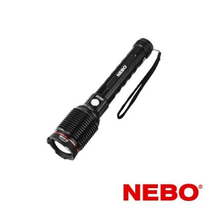 【NEBO】REDLINE6K 防水超強光USB充電手電筒-6000流明(盒裝版)