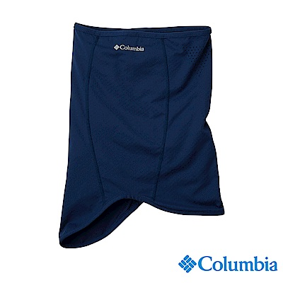 Columbia 哥倫比亞 中性-UPF50涼感快排防潑頸圍-深藍UCU01340