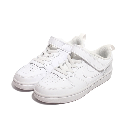 Nike   經典復古鞋 NIKE COURT BOROUGH LOW 2 (PSV) 中童 -BQ5451100