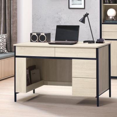 Boden-維森4尺四抽書桌/工作桌-120x60x76