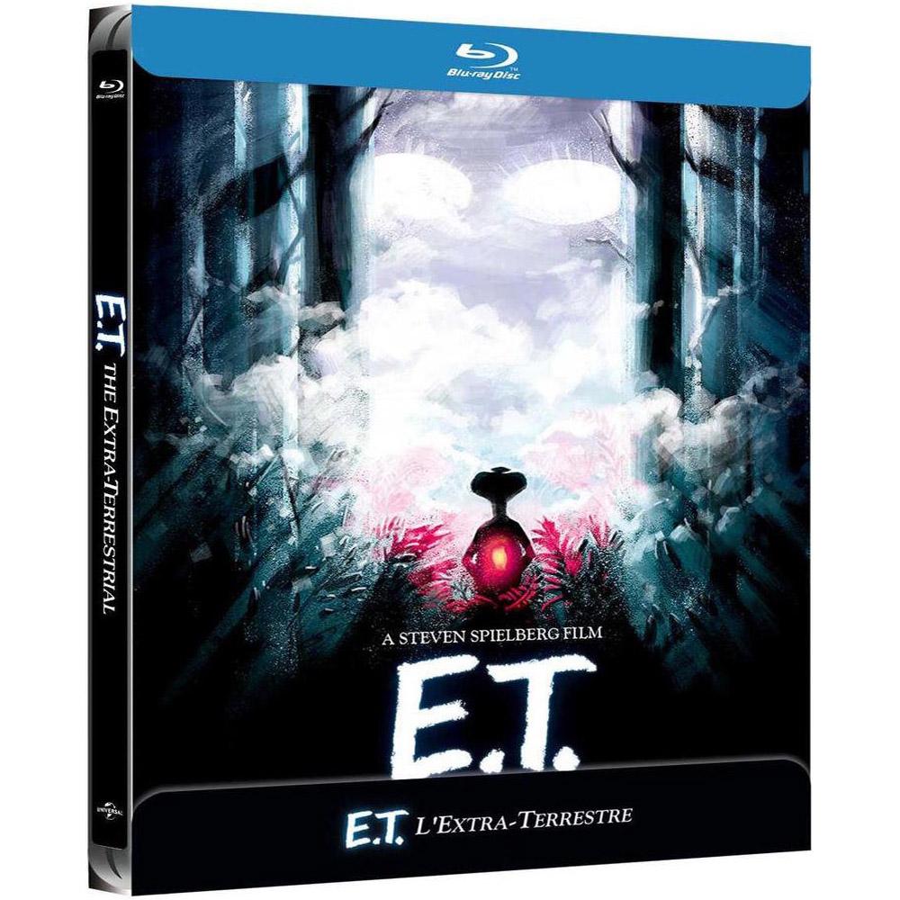 ET 外星人 鐵盒版  藍光 BD