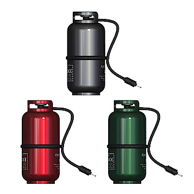 WK DESIGN 煤氣罐立體造型10000mAh行動電源