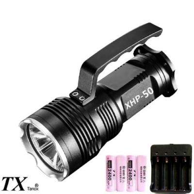 TX特林XHP50LED超強亮探照燈(T-2020S-P50)