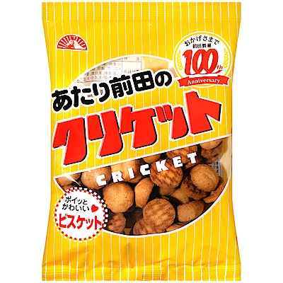 前田 一口小圓餅(110g)