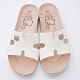 HelloKitty童鞋 簡約軟木涼鞋款 EI19293白(親子段) product thumbnail 1