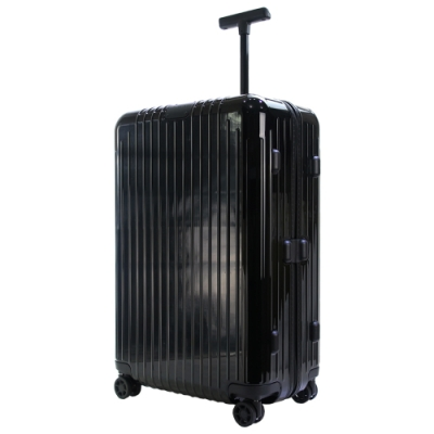 Rimowa ESSENTIAL LITE Check-In M 26吋旅行箱(亮黑)