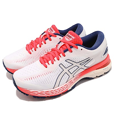 Asics 慢跑鞋 Gel-Kayano 25 D 寬楦 運動 女鞋