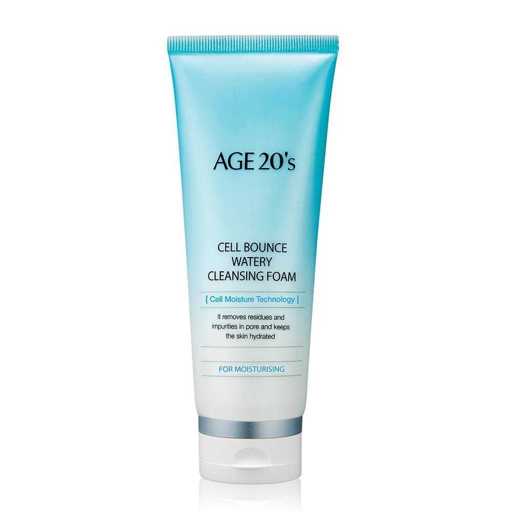 AGE20 逆齡賦活保濕潔顏乳(150ml)