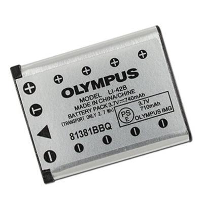 OLYMPUS Li-42B / Li-40B 相機專用原廠電池(密封包裝)
