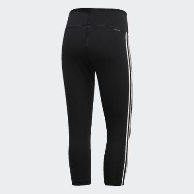 adidas 3-STRIPES 七分緊身褲 女 DU2043