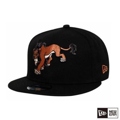 NEW ERA 9FIFTY 950 獅子王 SCAR HUNTNIG 刀疤 黑 棒球帽