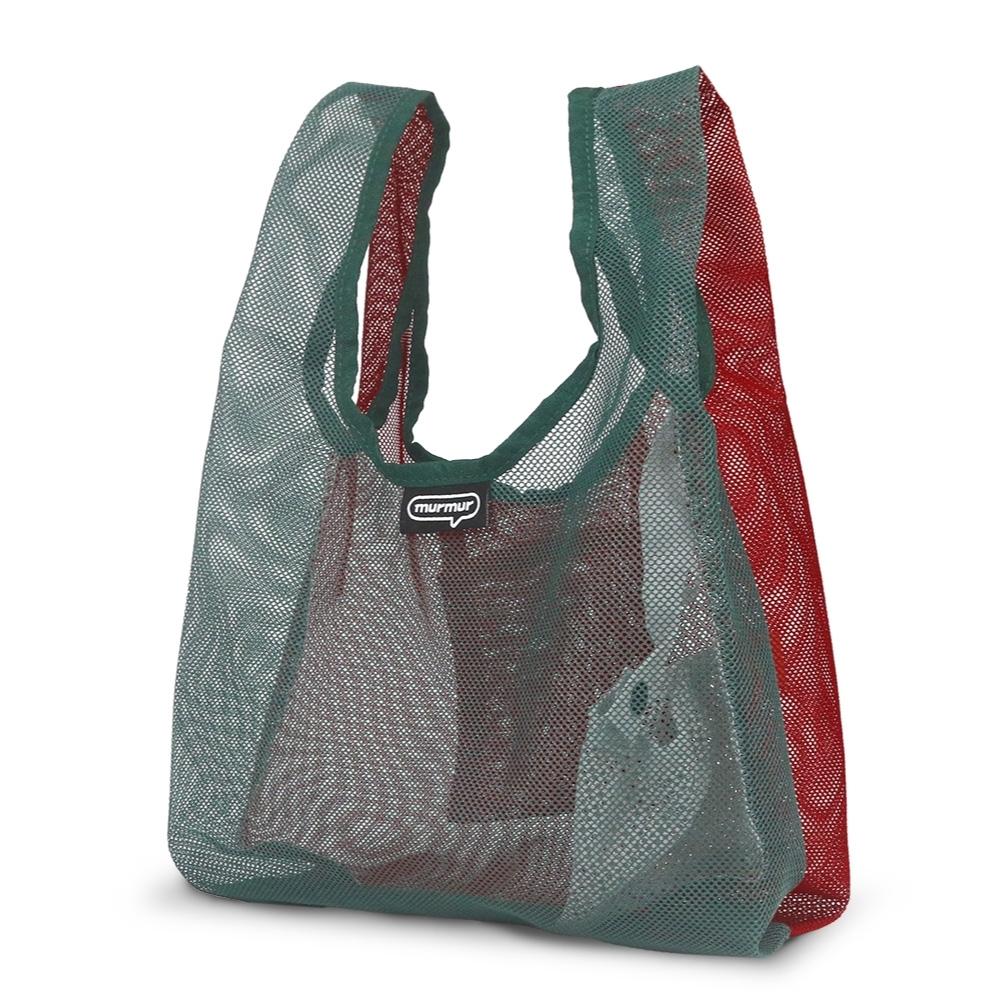 murmur 網狀便當包/小購物袋│聖誕節 BDB68