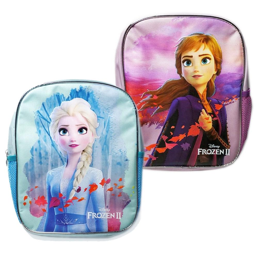 迪士尼 Frozen 冰雪奇緣後背包 -艾莎 安娜 兒童 書包