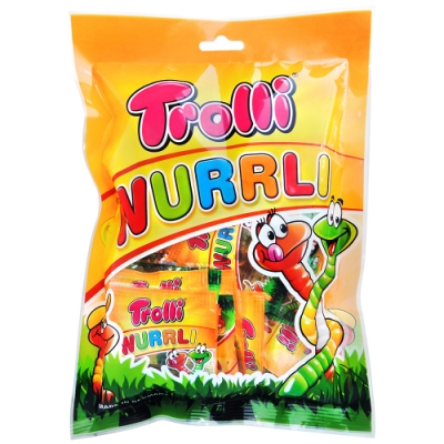 德國Trolli 軟糖-蚯蚓造型(200g)