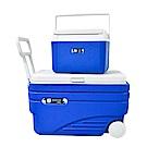 Debuy 拖輪冰桶組47L+9.4L