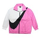 Nike 女 AS W NSW SWSH JKT WVN CB 尼龍防風外套