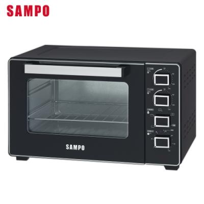 SAMPO聲寶 32公升雙溫控旋風烤箱 KZ-XK32F
