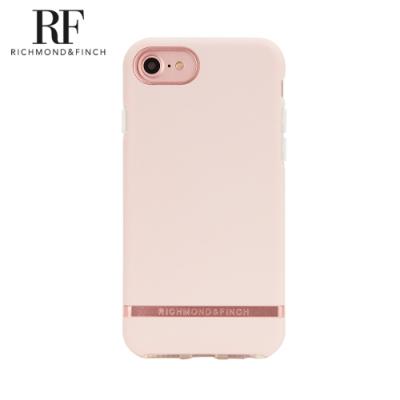 RF瑞典手機殼 玫瑰金線框-玫瑰粉 (iPhone 6s/7/8 4.7吋)
