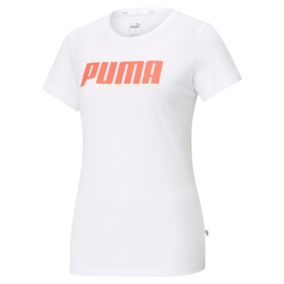 【PUMA官方旗艦】基本系列Rebel短袖T恤 女性 58573662