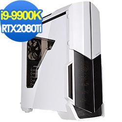 技嘉Z390平台[暗影神將II]i9八核RTX2080Ti獨顯機