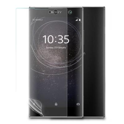o-one大螢膜PRO Sony XA2 滿版全膠保護貼超跑包膜頂級原料犀牛皮