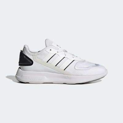 ADIDAS 慢跑 緩震 訓練 運動鞋 女鞋 白 FW0089 ORIGINAL ZX 2K FLORINE