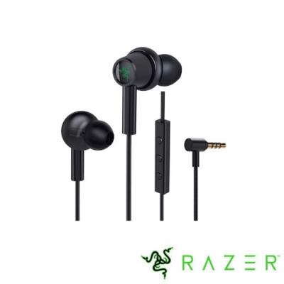Razer Hammerhead Duo Console戰錘狂鯊入耳式耳機(黑)